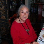 Bea Gold, Community Activist, Artist, Master Gardner, Advocate for Seniors & Children