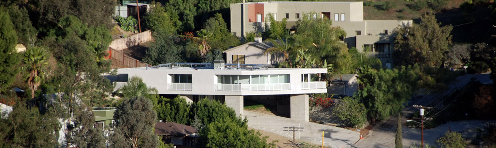 Silver Lake has some of the most famous homes in the world