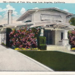 Tom Mix Residence